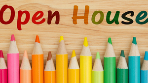 Parents Open House -  Monday, October 8th