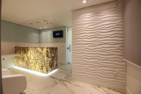 Projeto de Interior Clínica