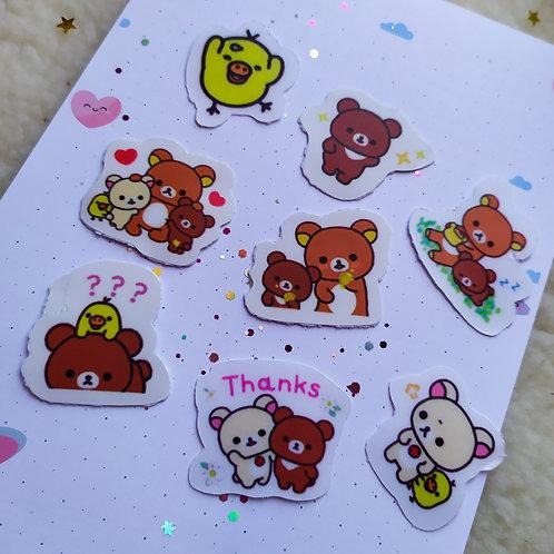 Stickers Rilakkuma