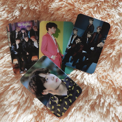 Photocards kpop