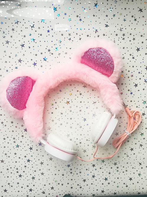 Audífonos cutie bear