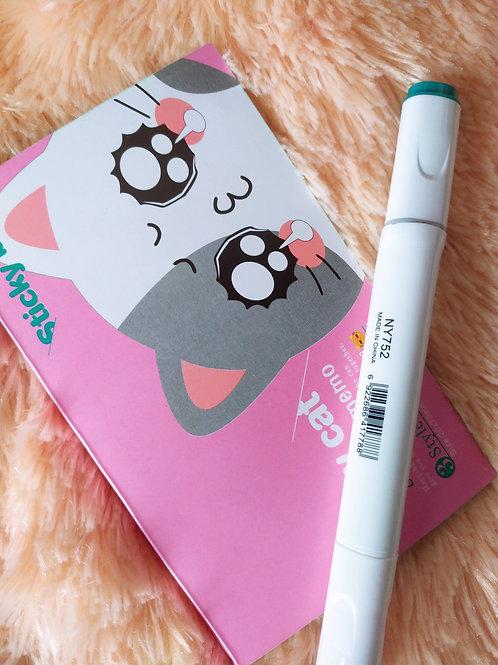 Sticky librito meow