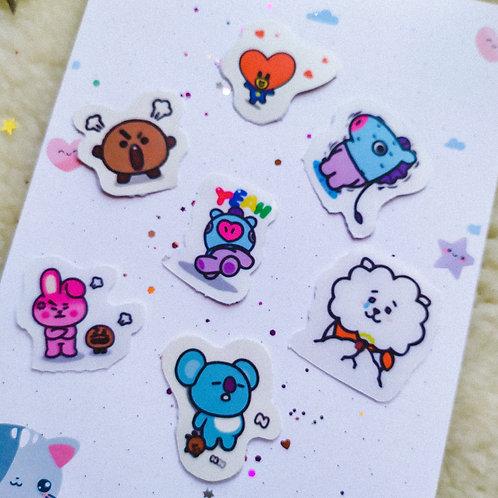 Stickers BT21