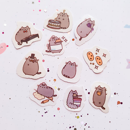 Stickers Pusheen