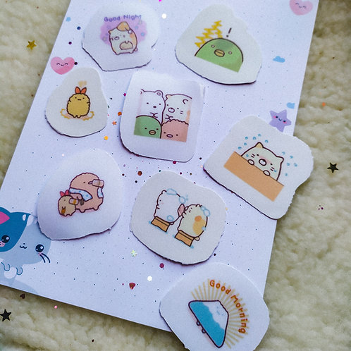 Stickers sumikko gurashi