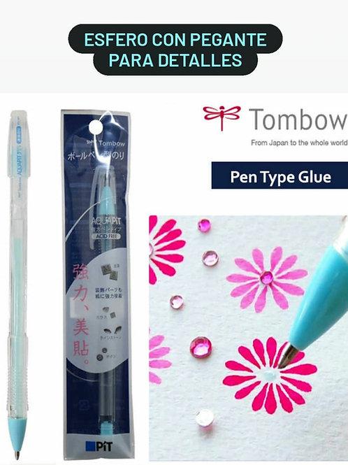 Tombow mono glue pen