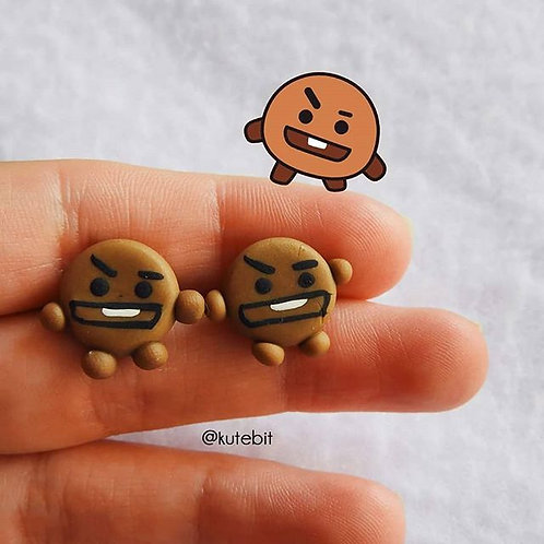 Aretes BT21 [Shooky]
