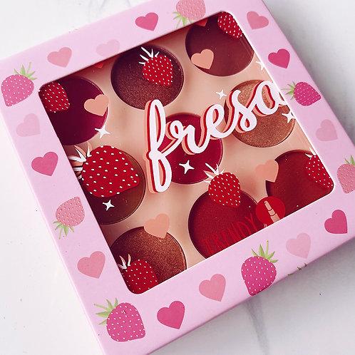 Sombras strawberry