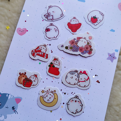 Stickers Molang