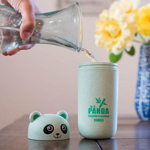 Panda bottle