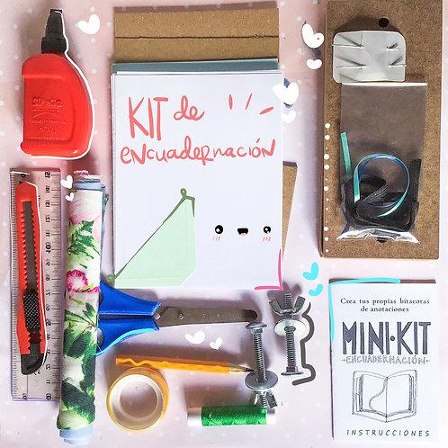 Kit de encuadernación