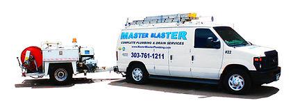 Plumbing Excavator, Plumber Van, Plumbeing