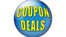 Limited Time Coupons