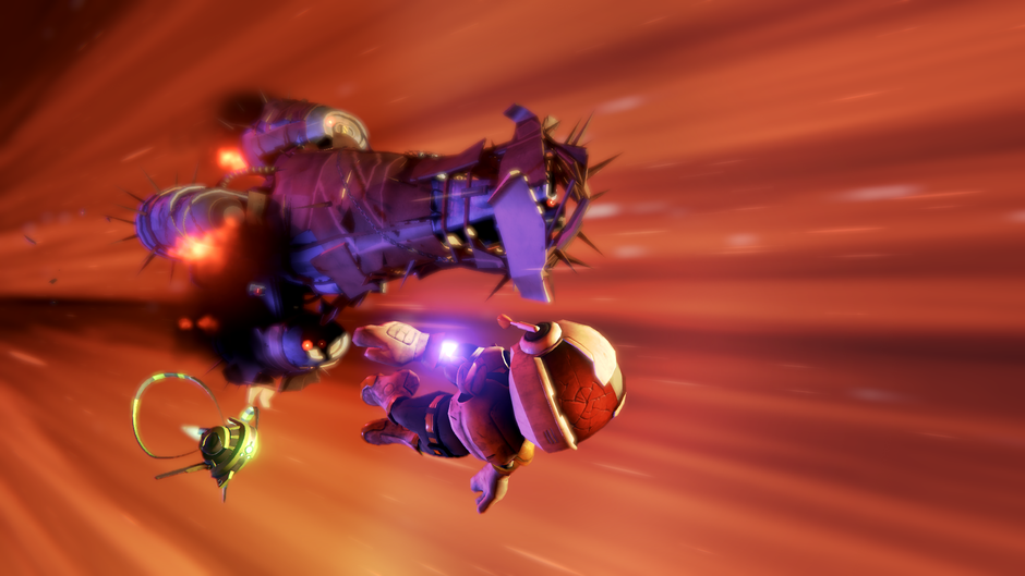 Lost Orbit: Terminal Velocity Blasts Off on PS4 July 16