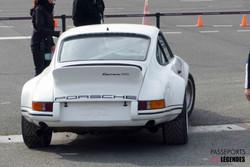 Porsche 911 RSR Les GHA 2017