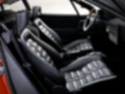 Intérieur Ferrari 288 GTO