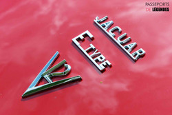 Jaguar Type E V12 Les GHA 2017