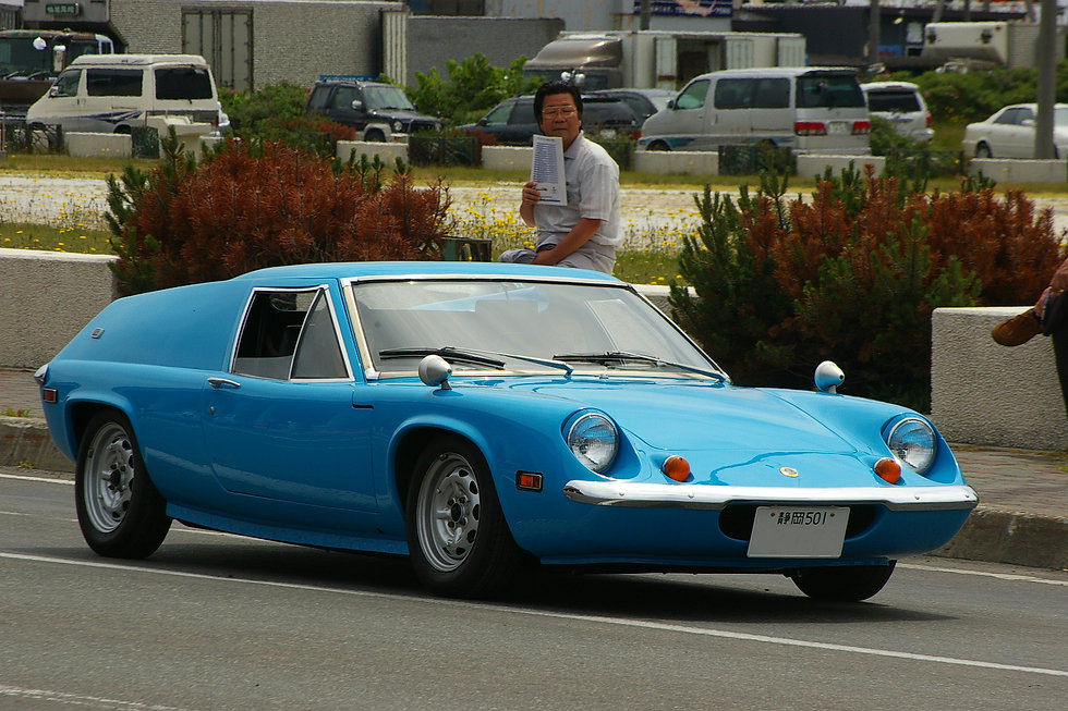 Lotus Europa S2 Type 65