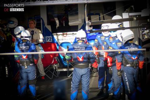 Equipe Vaillante Le Mans 2017