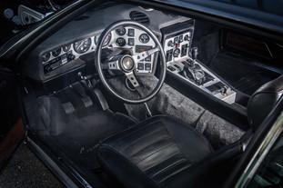 Lamborghini Espada Serie 3 S3 Interieur