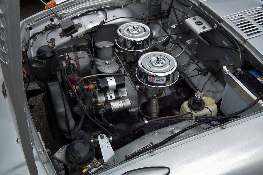 Moteur Toyota Sports 800