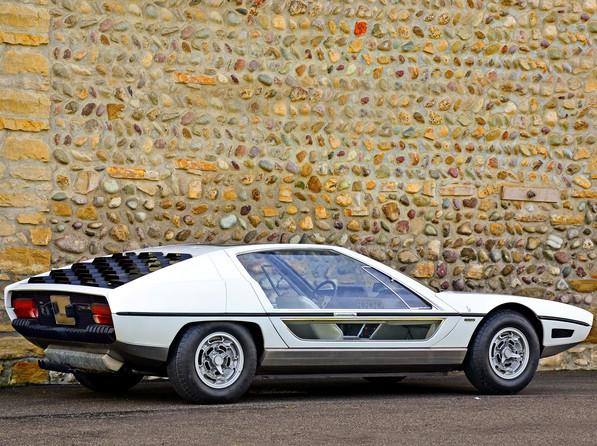 Lamborghini Marzal Bertone 1967