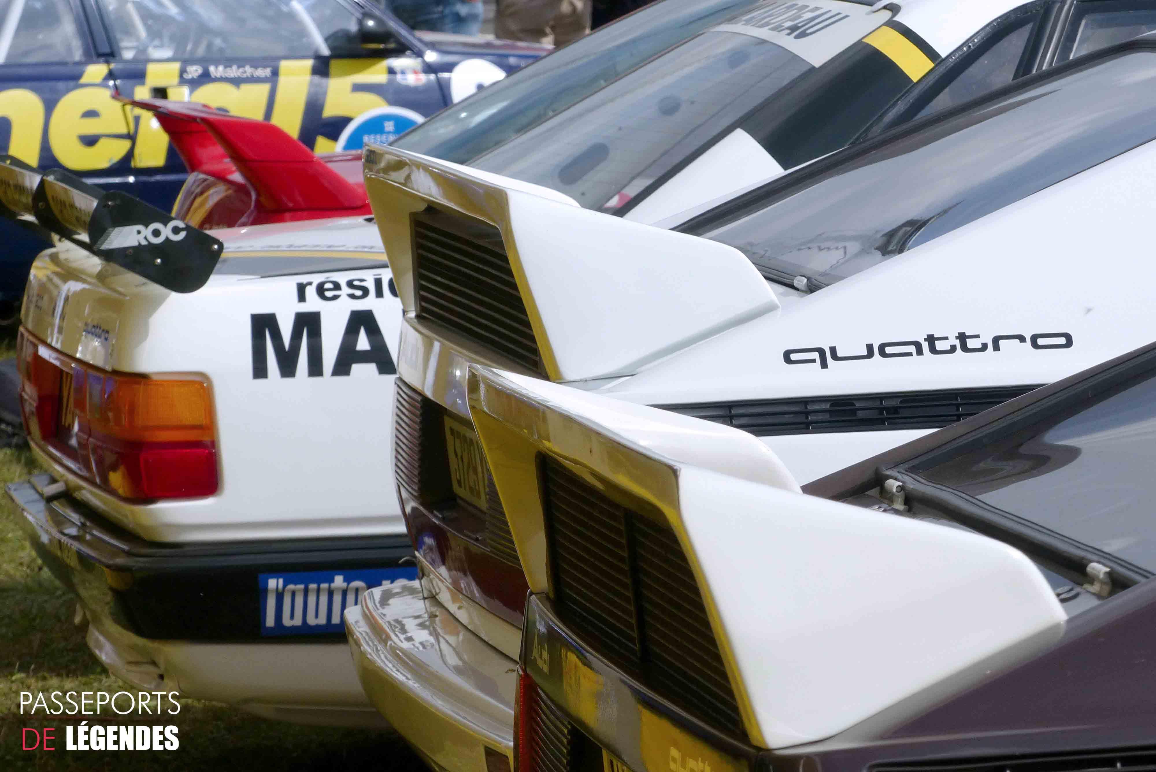 Audi Quattro Les GHA 2017