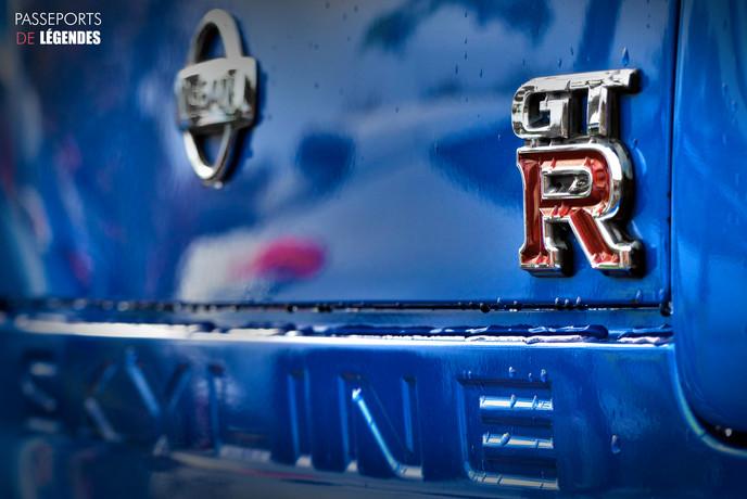 Nissan Skyline GTR R34 Logo