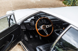 Lamborghini 400 GT Espada Intérieur