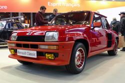 Une Turbo version tricolore.