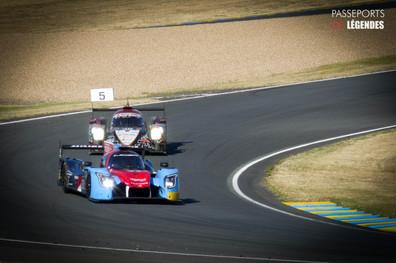 Esse de la forêt Le Mans 2017