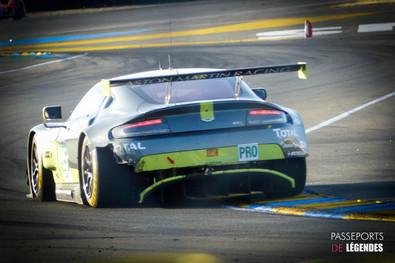 Aston Martin 24 Heures du Mans 2017