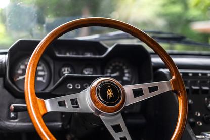 Lamborghini Espada Intérieur