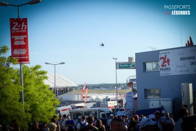 Public 24 Heures du Mans