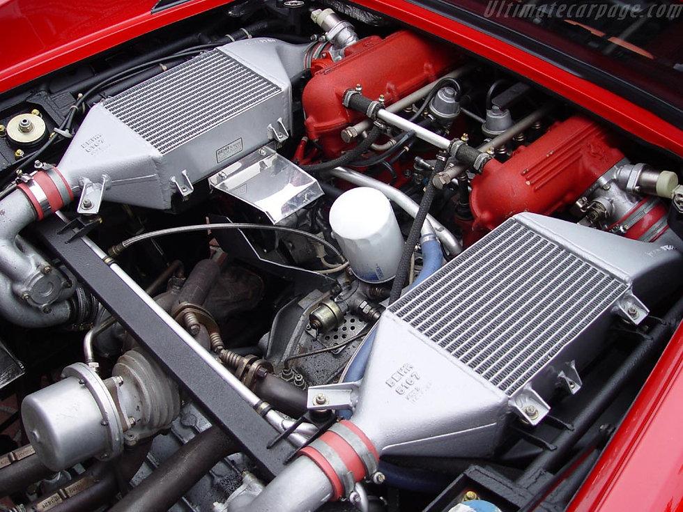 Moteur Ferrari 288 GTO