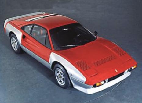 Ferrari Code Millechiodi