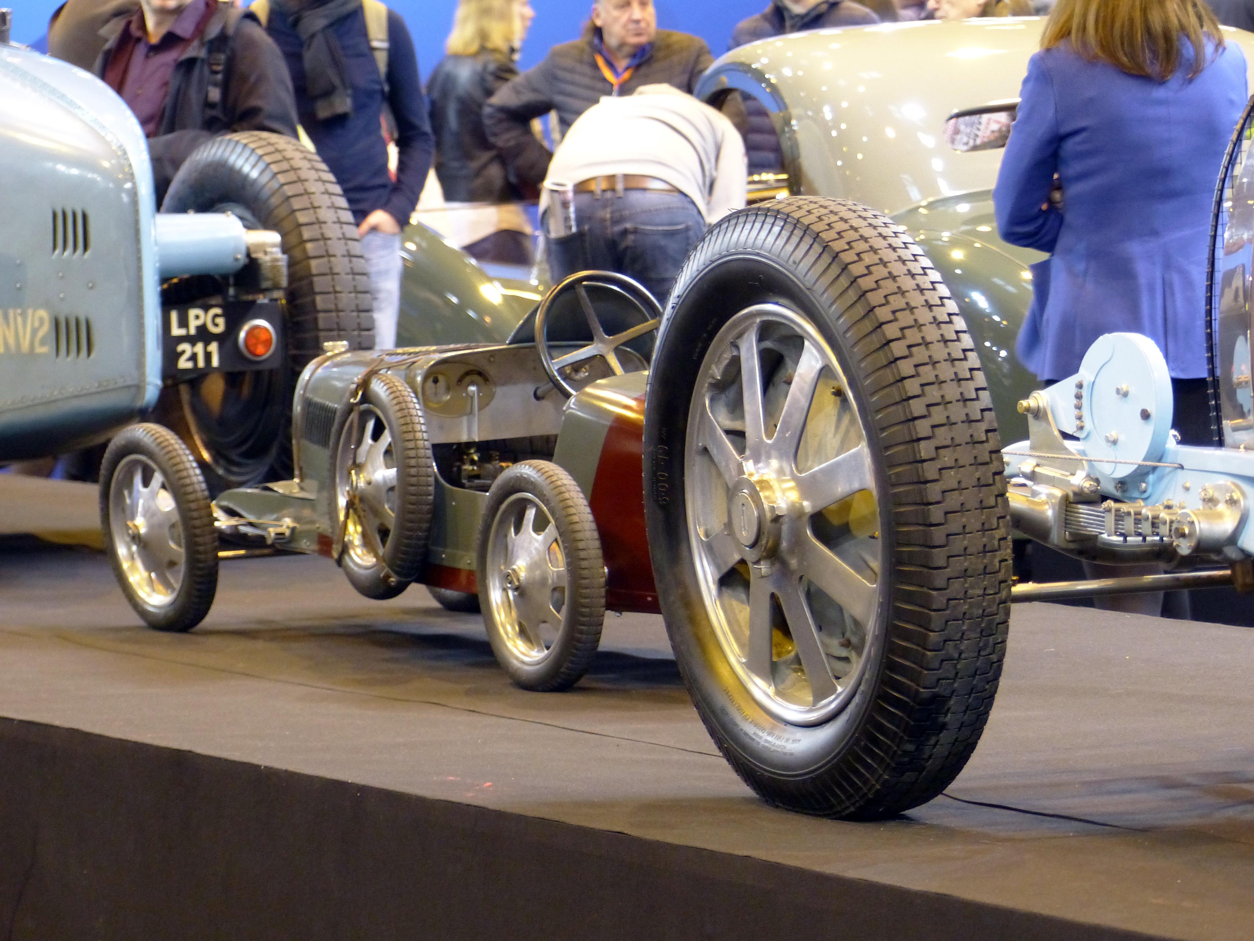 Baby Bugatti.