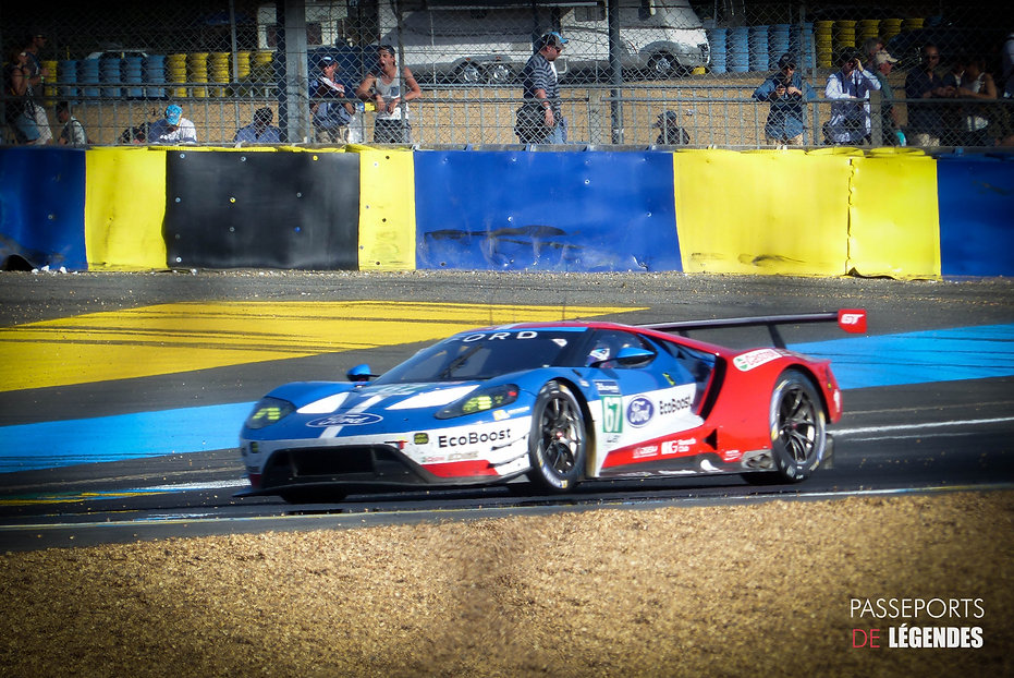 Ford GT 24 Heures du Mans 2017