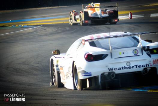 Ferrari 24 Heures du Mans 2017
