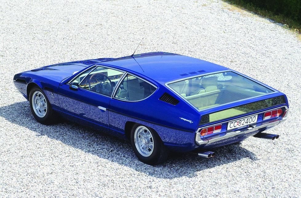 Lamborghini Espada Serie 2 GTE