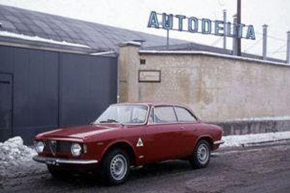 Alfa Romeo Sprint GTA Autodelta