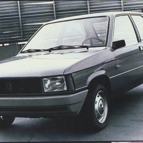Projet M24 Peugeot