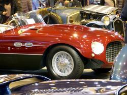 Ferrari 166 bicolore.