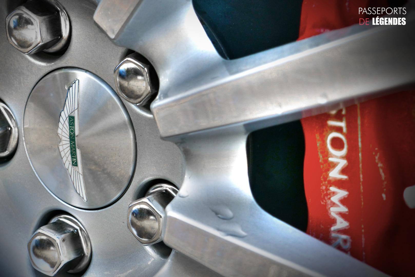 Jante Aston Martin Vanquish