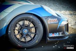 Porsche GT3 Cup Le Mans 2017
