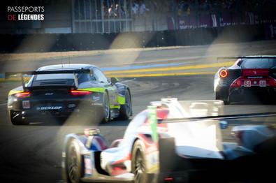 Trio 24 Heures du Mans 2017