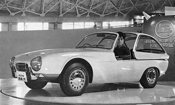 Concept Toyota Sports 800