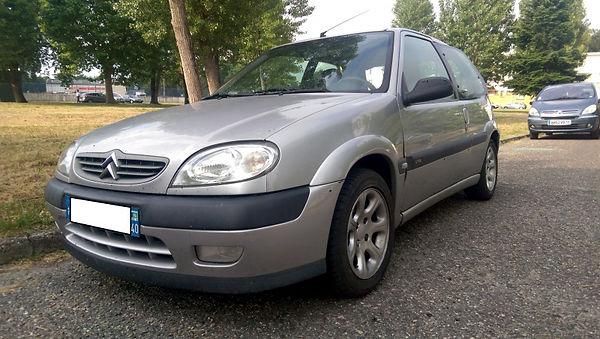 CITROEN SAXO VTS 16V