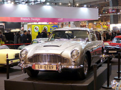 La DB5 de James Bond.