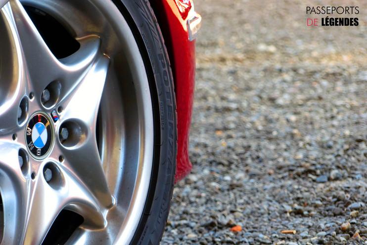 Jante BMW Z3 M Coupé